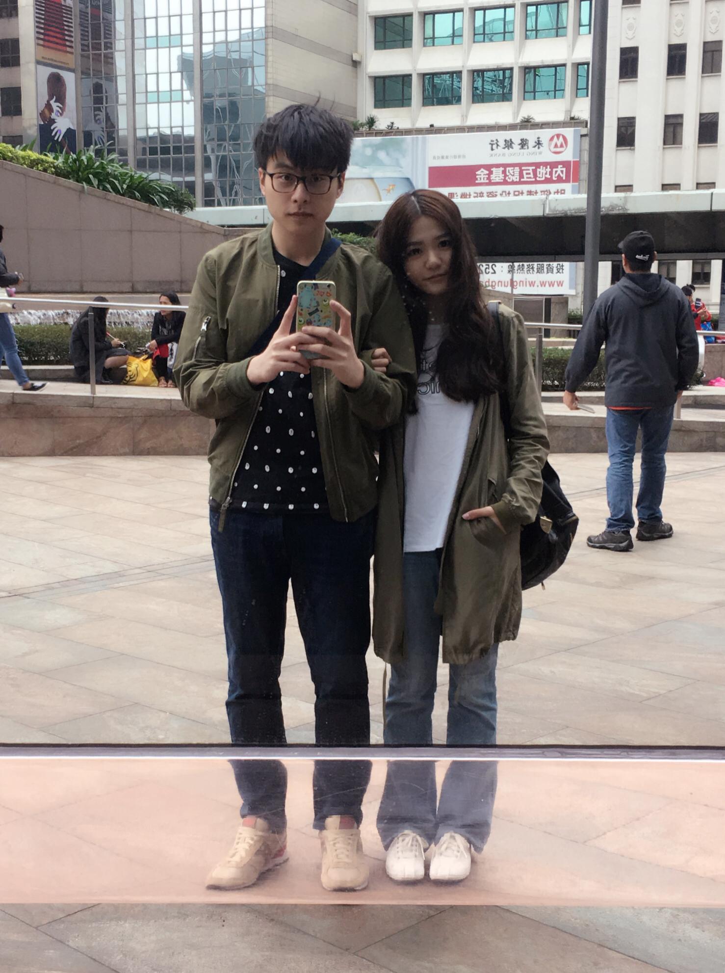 逛吃逛吃出一份爱情 的 香港行